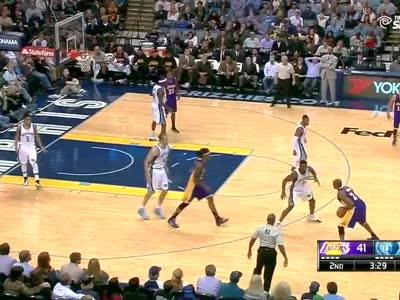 NBA比赛视频|NBA比赛录像|今日NBA十佳球|五-湖人乔丹希尔十佳球,