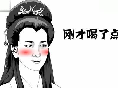 迎新年简笔画/迎新年简笔画高清/小朋友做家务简笔画