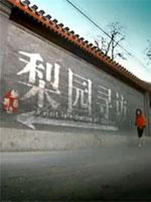 梨园寻访海报