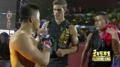 王者冠军赛深圳站第四场 安德烈斯VS余雷