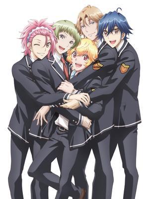 美男高校地球防卫部LOVE! LOVE!
