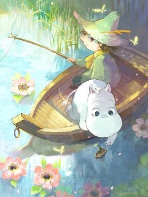 cartoon movie - 姆明一族