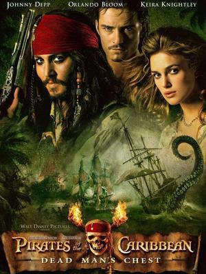 加勒比海盜2:聚魂棺