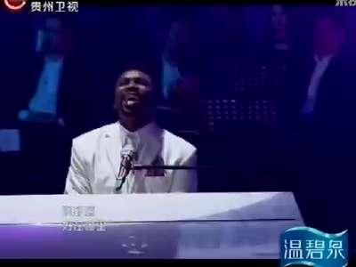 尼日利亚郝歌《千万次的问》-为中国歌唱